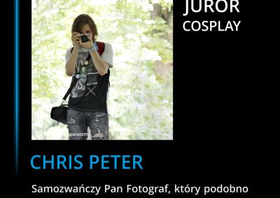 Chris Peter - cosp