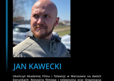 Jan Kawecki - pół wieku