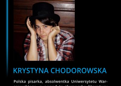 Krystyna Chodorowska