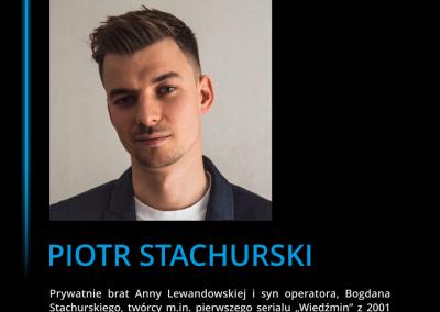 Piotr Stachurski - pół wieku